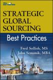 Strategic Global Sourcing Best Practices 9780470494400