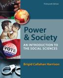 Power and Society 13th Edition