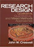 Research Design 2nd Edition
