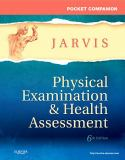 Pocket Companion for Physical Examination and Health Assessment 6th Edition