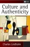 Culture and Authenticity 9781405124430