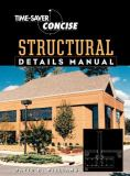Time-Saver Standards Concise Structural Details Manual 9780070704435