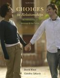 Choices in Relationships 12th Edition