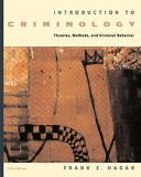 Introduction to Criminology 9780534534448