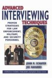 Advanced Interviewing Techniques 9780398074449