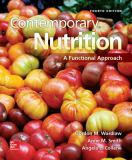 Loose Leaf for Contemporary Nutrition 4th Edition