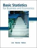 Basic Statistics for Business and Economics with Formula Card 7th Edition