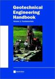 Geotechnical Engineering Handbook, Fundamentals 9783433014493