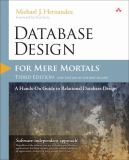 Database Design for Mere Mortals 3rd Edition