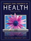 Connect Core Concepts in Health, 12e Big Loose Leaf Version 12th Edition