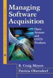 Managing Software Acquisition 9780201704549