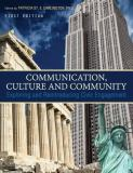 Introduction to Communication and Civic Life (First Edition)