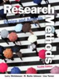Research Methods, Design, and Analysis 9780205944569