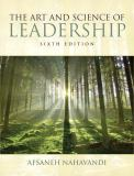 The Art and Science of Leadership 9780132544580