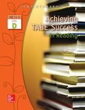Achieving TABE Success in Reading, TABE 9 and 10 Level D
