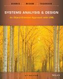 Systems Analysis and Design 5th Edition
