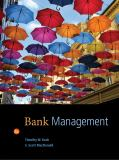 Bank Management 8th Edition