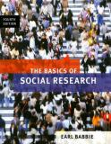 The Basics of Social Research 4th Edition