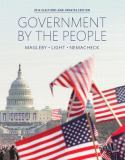 Government by the People, 2014 Election Update 25th Edition