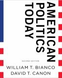 American Politics Today 2nd Edition