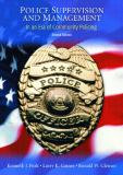 Police Supervision and Management 9780130394729
