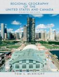 Regional Geography of the United States and Canada 4th Edition