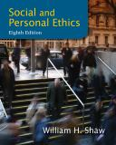 Social and Personal Ethics 9781133934738