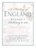 A History of England, Chapters 1-16 4th Edition