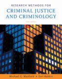 Research Methods for Criminal Justice and Criminology 5th Edition