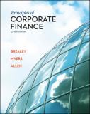 Principles of Corporate Finance 9780078034763