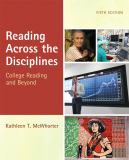 Reading Across the Disciplines 5th Edition