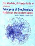 Absolute Ultimate Guide for Lehninger Principles of Biochemistry 6th Edition