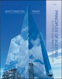 Principles of Auditing and Other Assurance Services 19th Edition