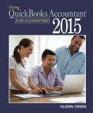 Using QuickBooks® Accountant 2015 for Accounting 9781305084773