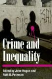Crime and Inequality 9780804724777