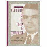 Elements of the Theory of Computation 9780132624787