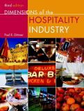 Dimensions of the Hospitality Industry 9780471384793