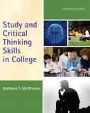 Study and Critical Thinking Skills in College 7th Edition