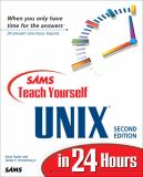 Teach Yourself UNIX in 24 Hours 9780672314803