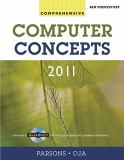 New Perspectives on Computer Concepts 2011 13th Edition