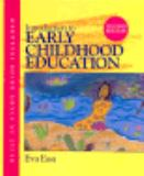 Introduction to Early Childhood Education 9780827374836