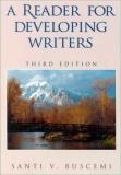 A Reader for Developing Writers 9780070094840
