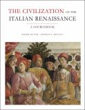 Civilization of the Italian Renaissance 2nd Edition