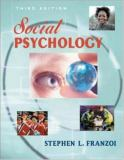Social Psychology with PowerWeb 9780072564860