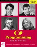 C# - Programming with the Public Beta 9781861004871