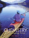 Chemistry for Changing Times 9th Edition