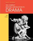 The Compact Bedford Introduction to Drama 6th Edition