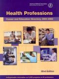 Health Professions Career and Education Directory 2004-2005 9781579474898