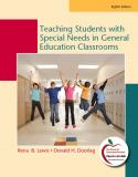 Teaching Students with Special Needs in General Education Classrooms 9780135014905
