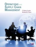 Operations and Supply Chain Management with Connect Plus 14th Edition